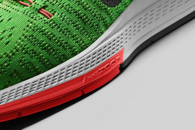 Nike Air Zoom Structure 19 Lime Green 3