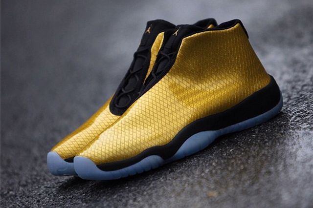 Air Jordan Future Gold6