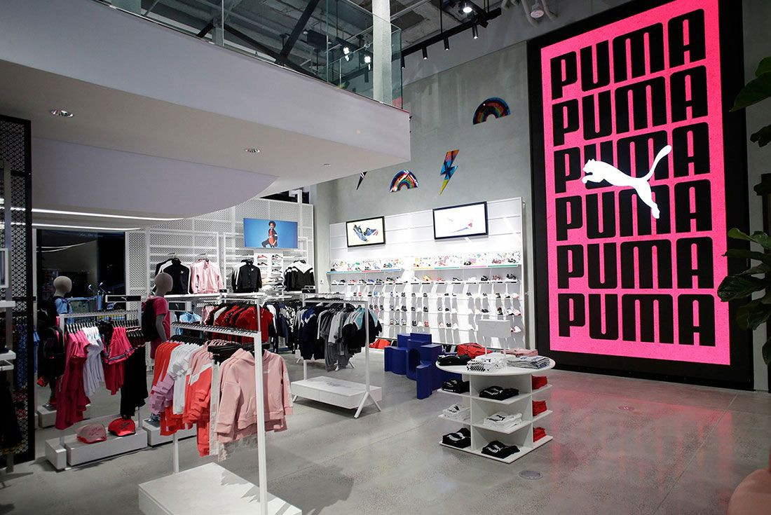 Puma Flagship Fifth Avenue In Store2