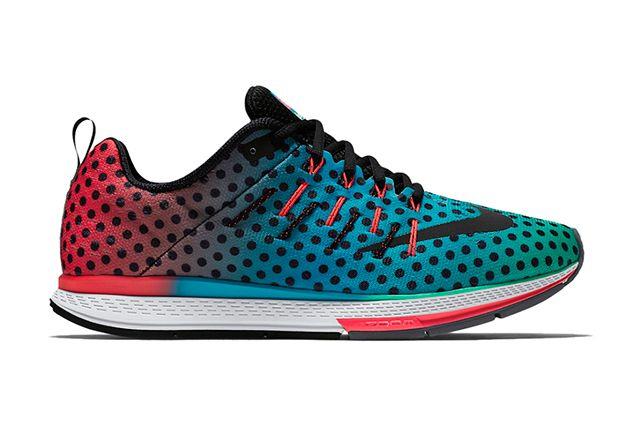Nike Zoom Elite 8 Polka Dot