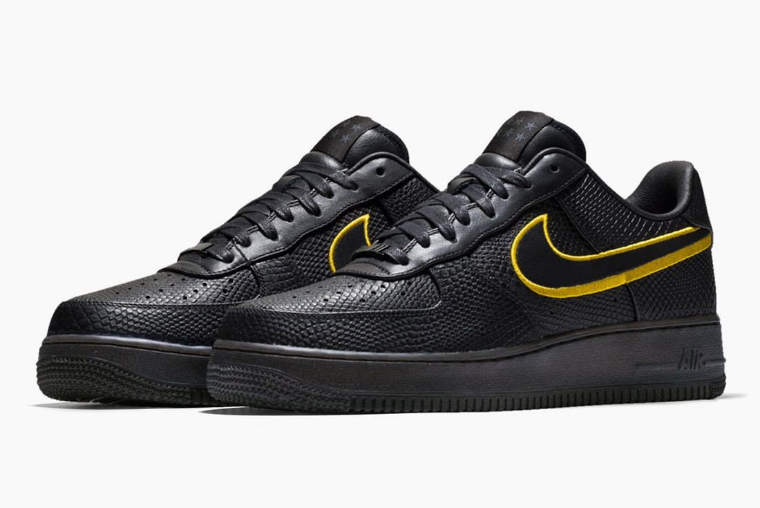 Nike Air Force 1 Kobe Black Mamba 3