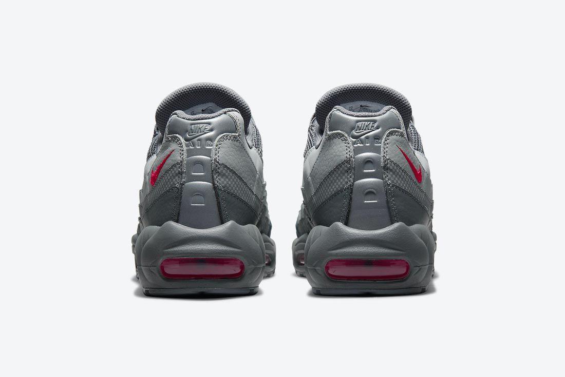 Nike Air Max 95 Grey/Red