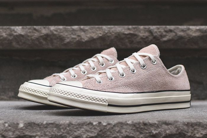 Converse Chuck Taylor All Star 70 Dusk Pink Suede 3