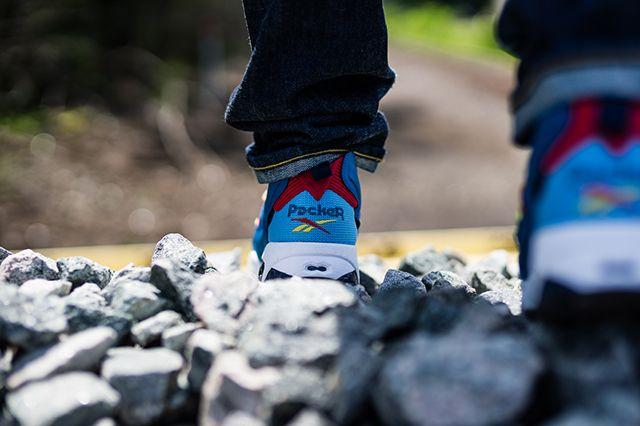 Packer Shoes X Reebok Insta Pump Fury Aztec5