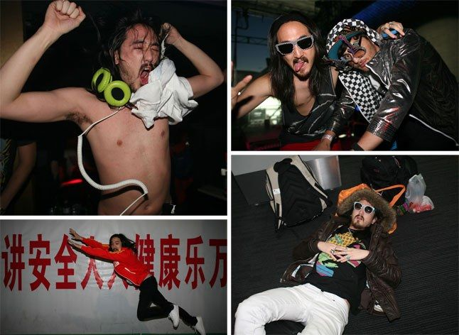 Steve Aoki Interview 7