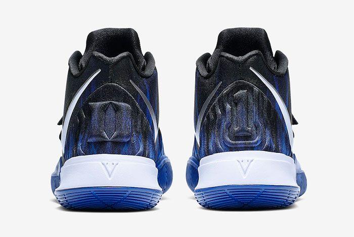 Nike Kyrie 5 Duke Pe Heel