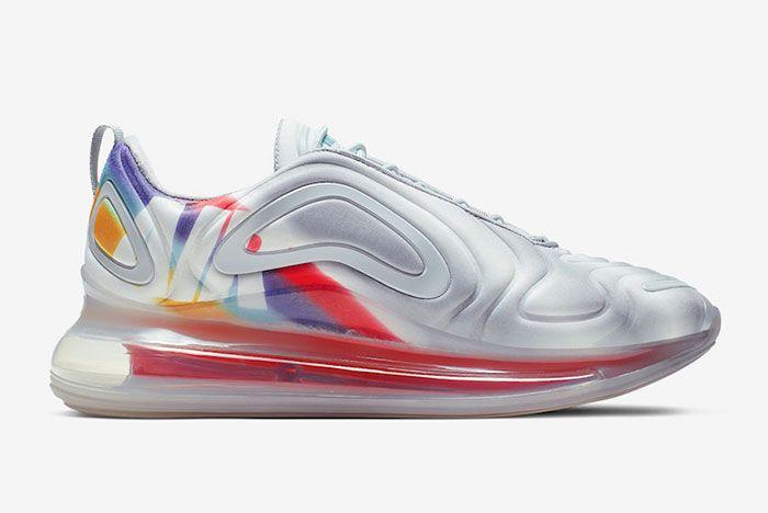 Nike Air Max 720 Pride Right
