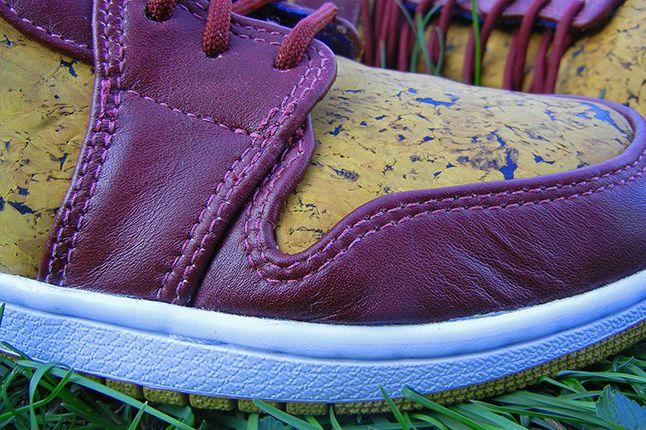 Jbf Customs Jordan1 Venetto Toe 1