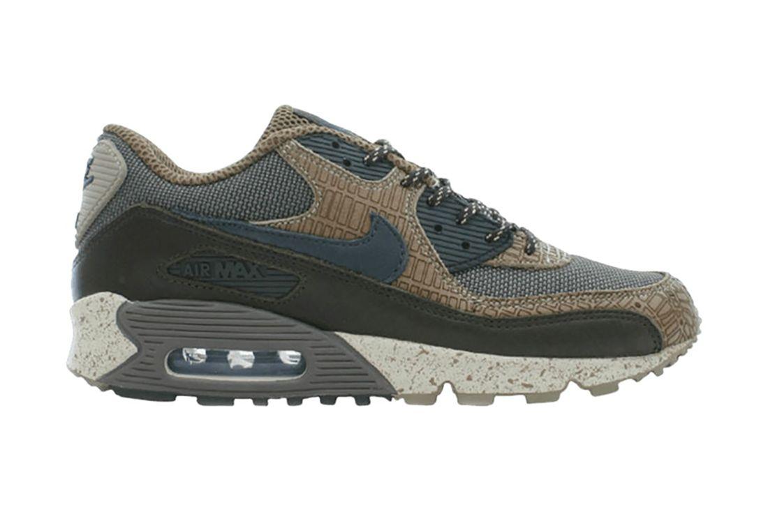 Staple Nike Air Max 90 Navigation 308856 001 Lateral