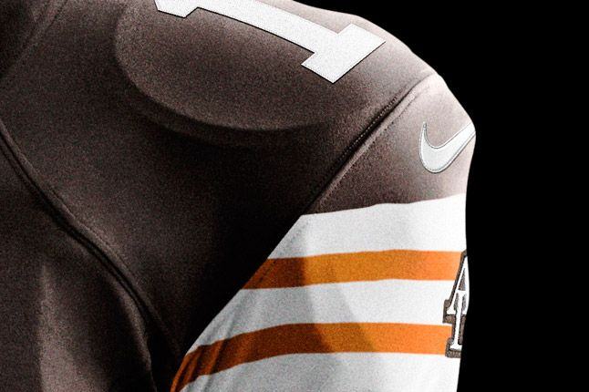 Cleveland Browns Detail 1