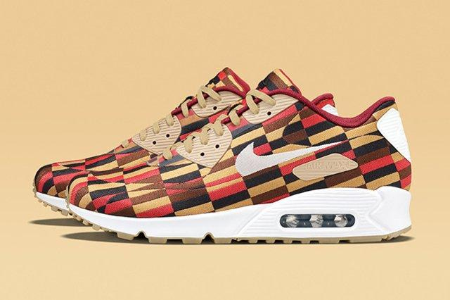 Nike X Roundel By London Underground Air Max Collection 2
