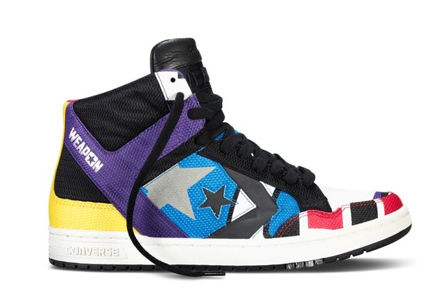 Converse Cons First String Reflective Patchwork 11