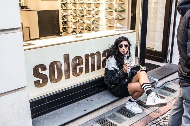 Solemart Store Opening Interview Hikmet 20
