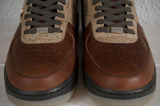 Nike Air Force 1 Bespoke Sneakersnstuff 3 1
