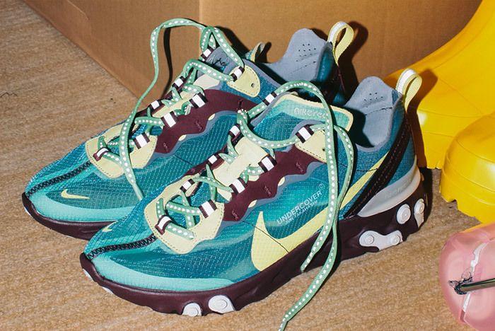 Undercover Nike Gyakusou React 2