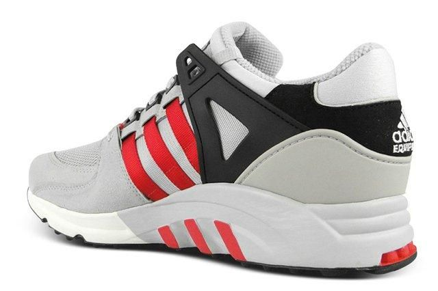 Adidas Eqt Running Support 93 Toro Red Ice Grey 6