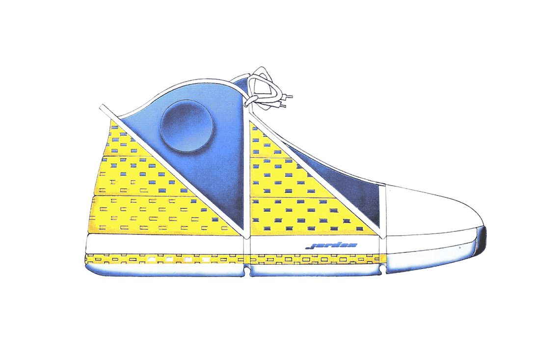 Creating The Air Jordan 16 – Behind The Design19
