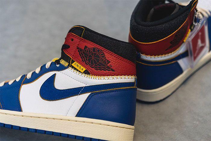 Union Jordan 1 Sneaker Freaker1
