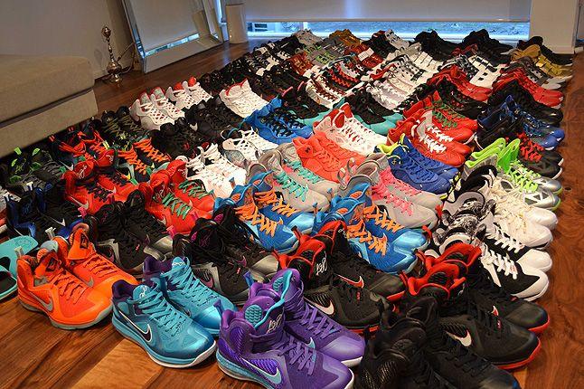 Sneaker Freaker Lebron Collector Garv 1 1