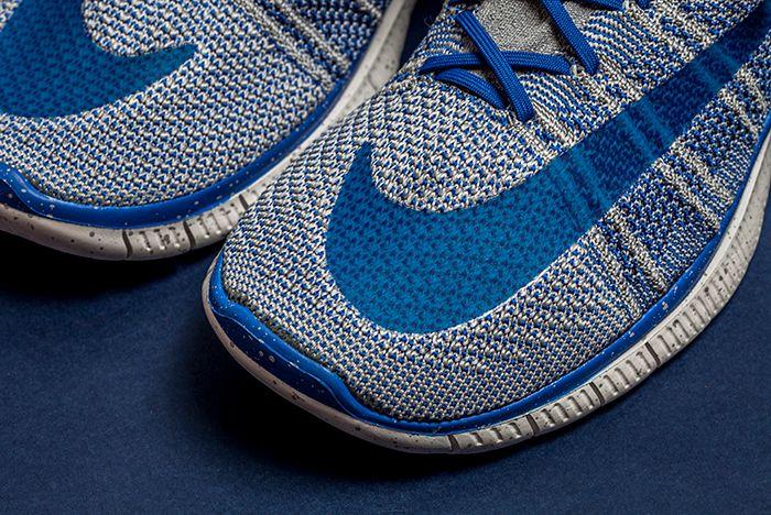 Nike Free Flyknit Mercurial Grey 2