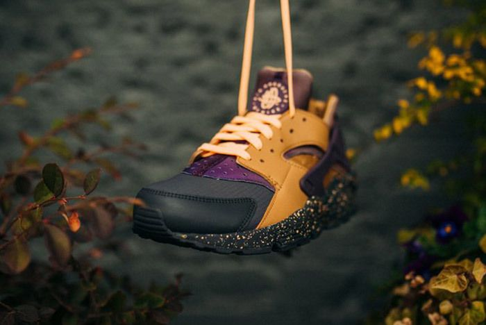 Nike Air Huarache Pro Purple 2