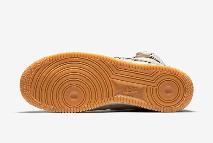 Nike Sf Air Force 1 Tan 3