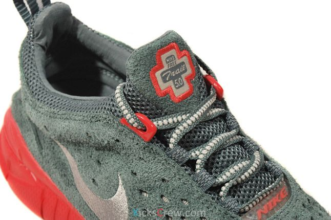 Nike Free Trail Hasta Sunburst Tongue 1