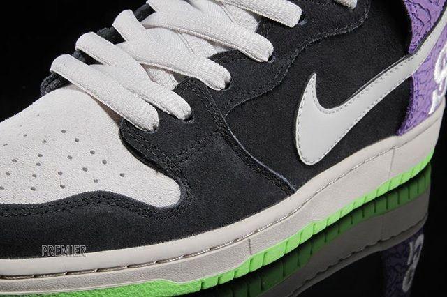 Nike Dunk Hi Premium Send Help 5