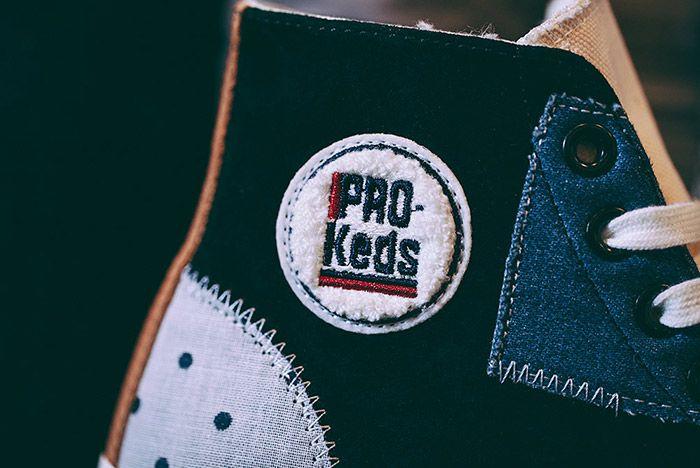 Footpatrol Pro Keds Royal Hi Patchwork 4