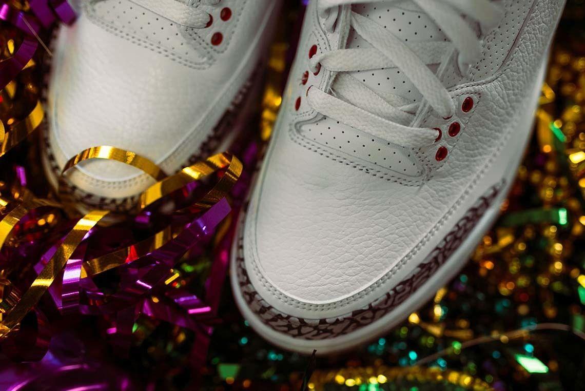 Air Jordan 3 Katrina Release Date Info 7 Sneaker Freaker