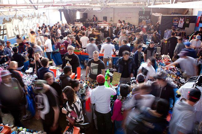 Sneaker Freaker Swap Meet 2012 1