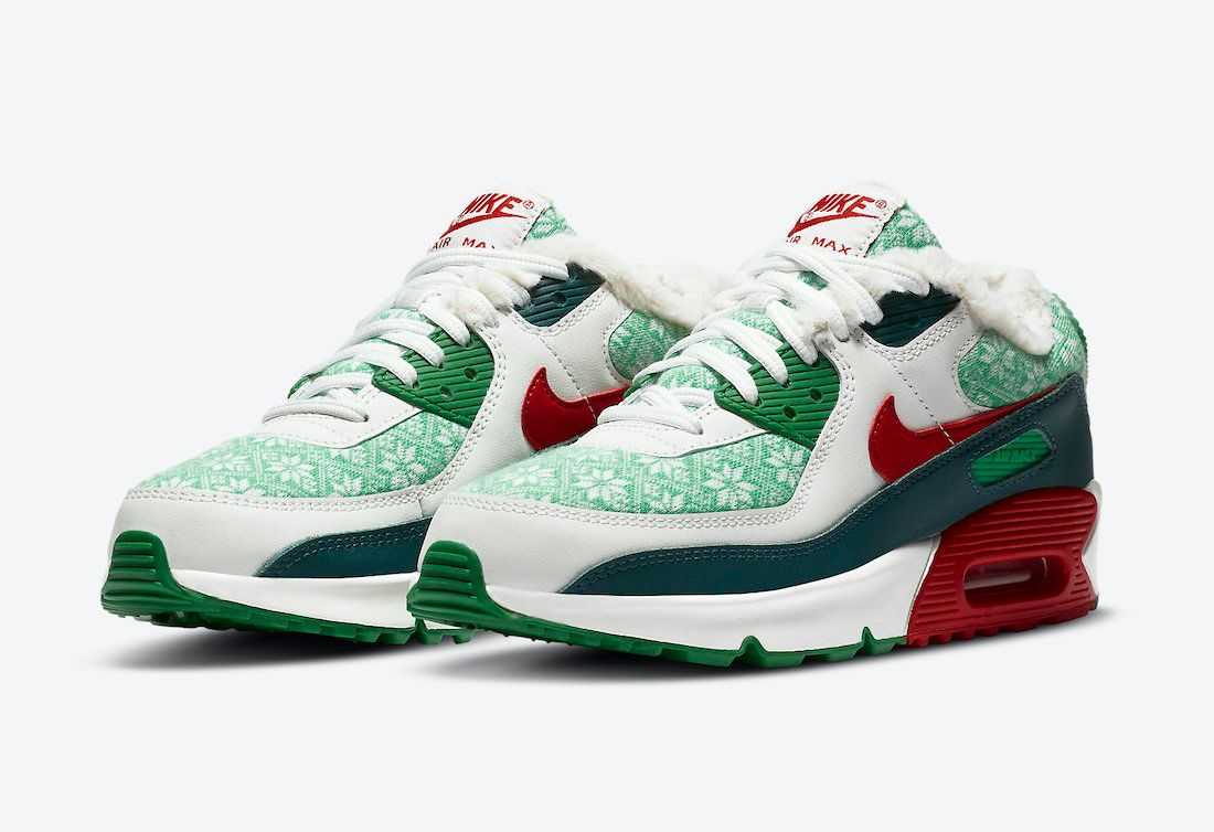 The Nike Air Max 90 Gets a Cozy