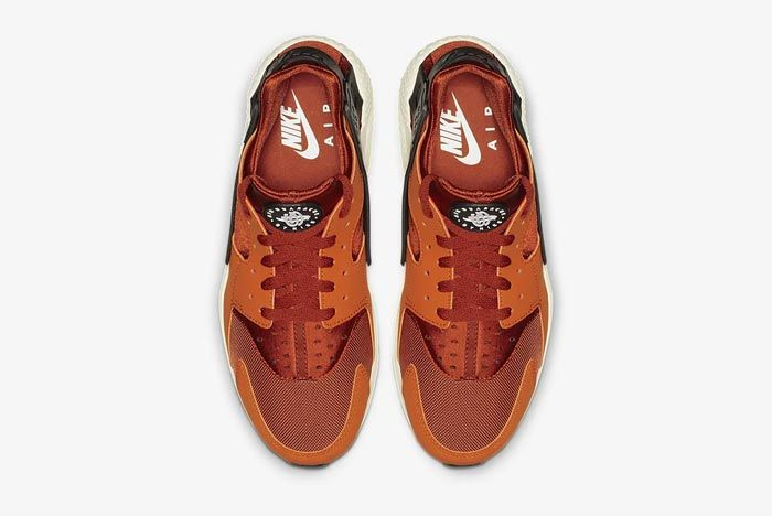 Nike Air Huarache Campfire Orange Top