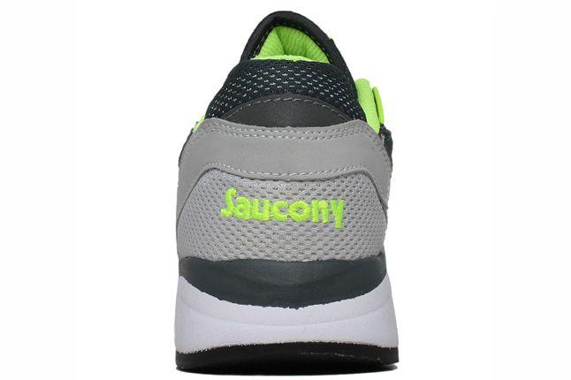 Saucony Master Control Heel Green 1