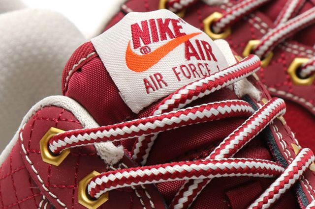 Nike Air Force 1 Workboot Team Red4