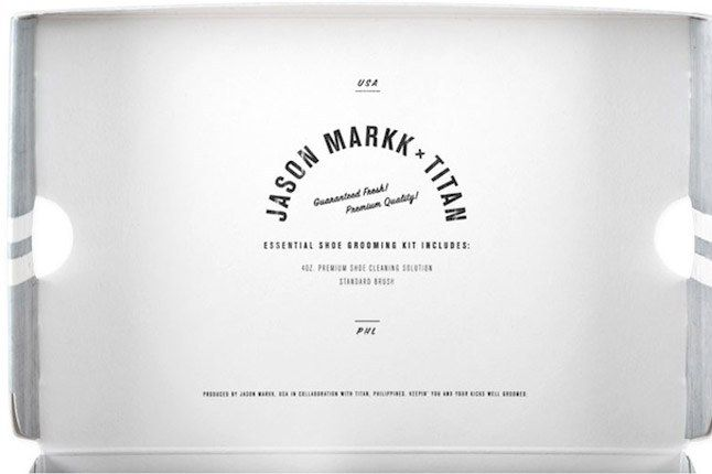 Jason Markk Titan Shoe Cleaner Box 1