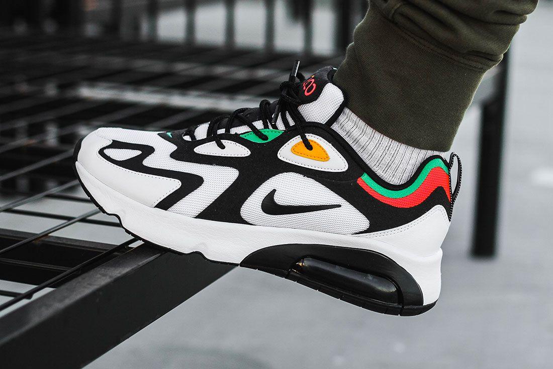 Nike Air Max 200 Aq2568 101 On Foot