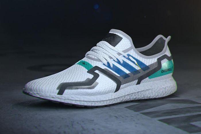 Overkill Adidas Consortium Futurecraft 4D 1