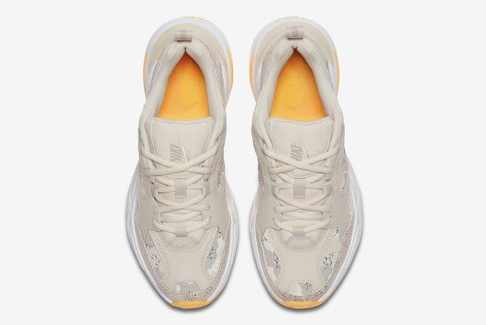 Nike M2K Tekno Camo Snakeskin Top