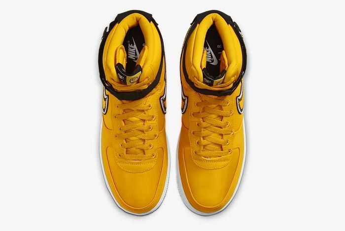 Nike Air Force 1 High University Gold Top