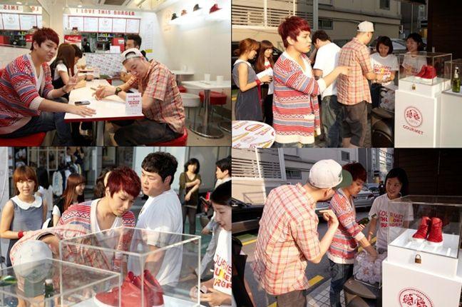 Gourmet Thunder Burger Korea 1 1