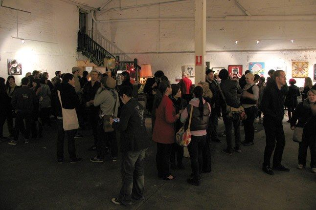 Just Another Group Show 1000 Pound Semi Permanent 20 1
