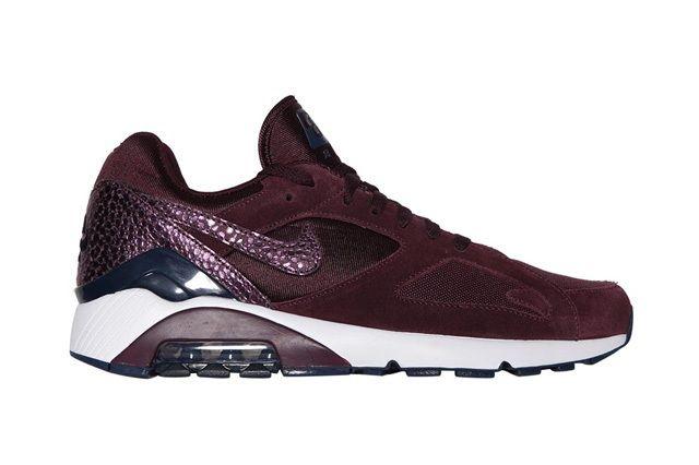 Nike Air Max 180 Burgundy Safari 1