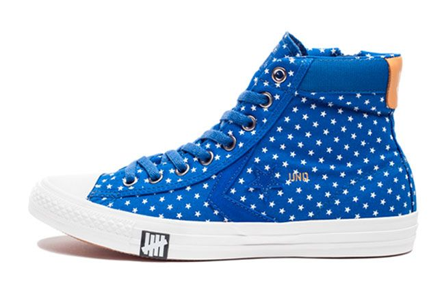 Undefeated Converse Born Not Made Collection Star Player Hi 1