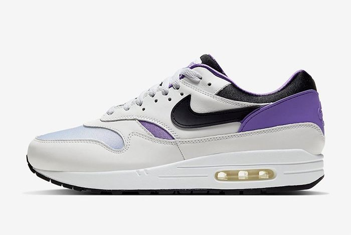 Nike Dna Series 87 X 91 Air Max 1 Purple Punch Left