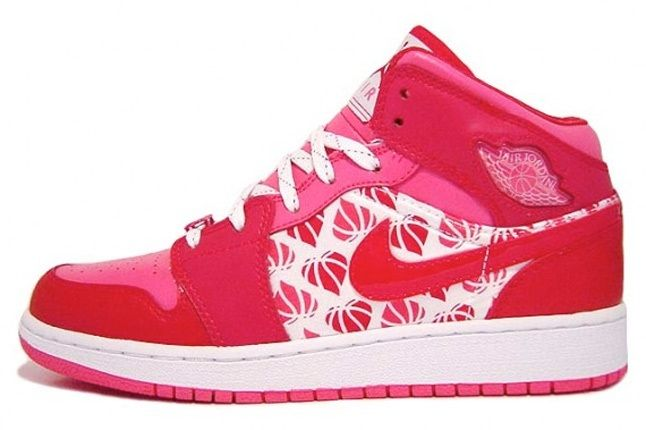 Air Jordan First Love Valentines 2 1