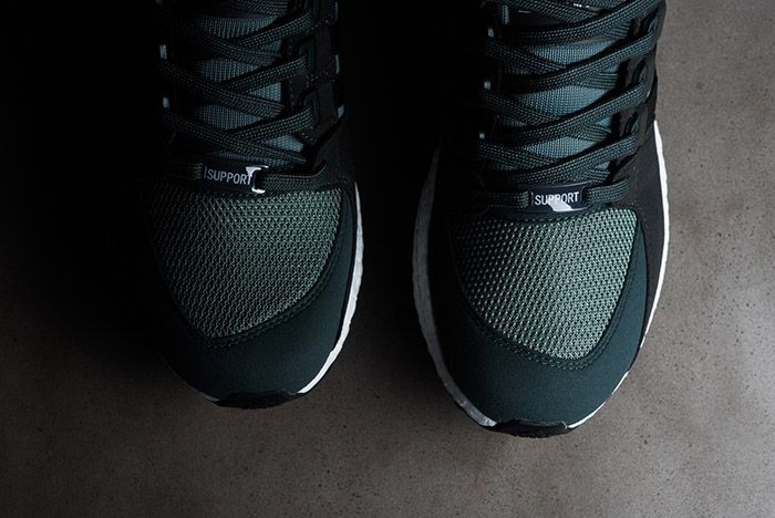 Adidas Eqt Support Ultra Boost Trace Green Utility Ivy 4