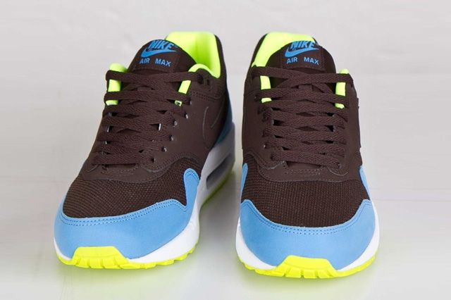 Nike Air Max 1 Baroque Brown Uni Blue 2
