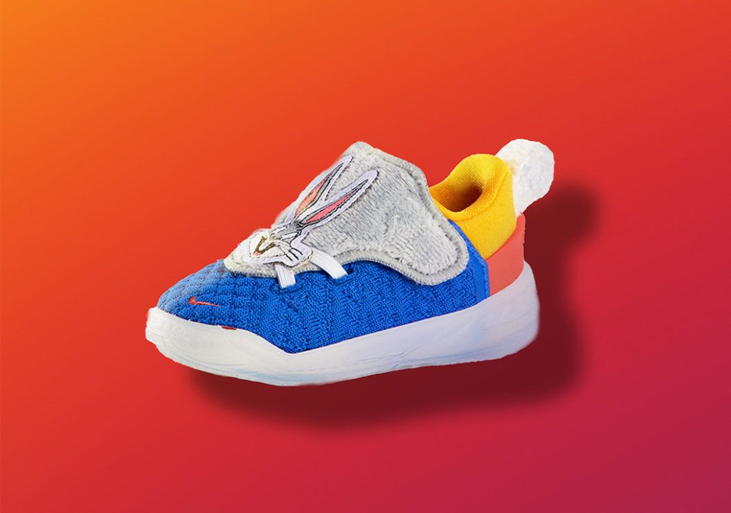 nike converse space jam lebron 19 official