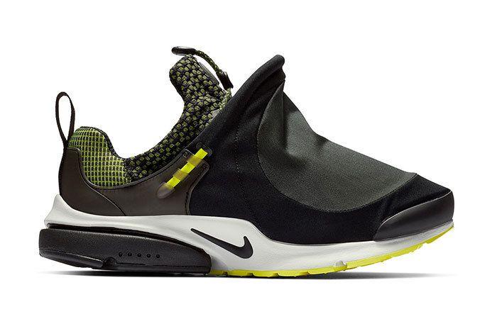 Nike Air Presto Foot Tent 1